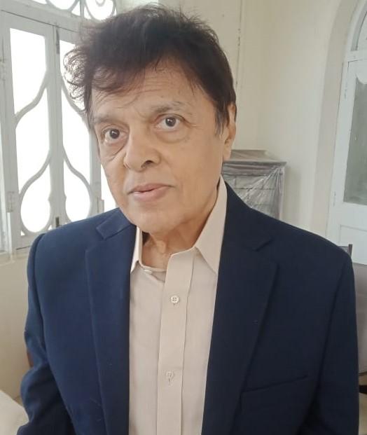 Adrian A Husain