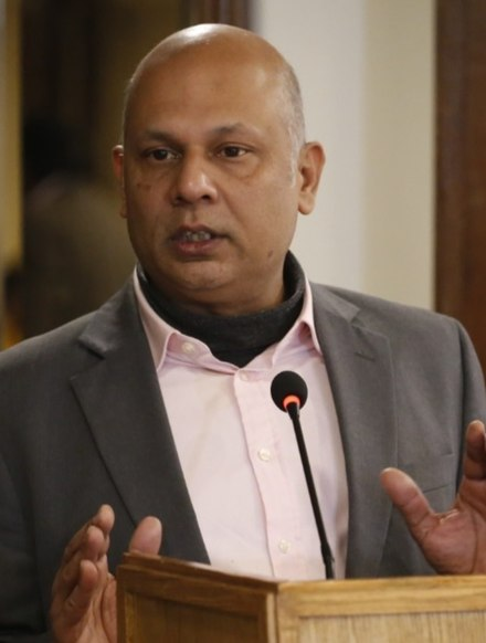 Harris Khalique