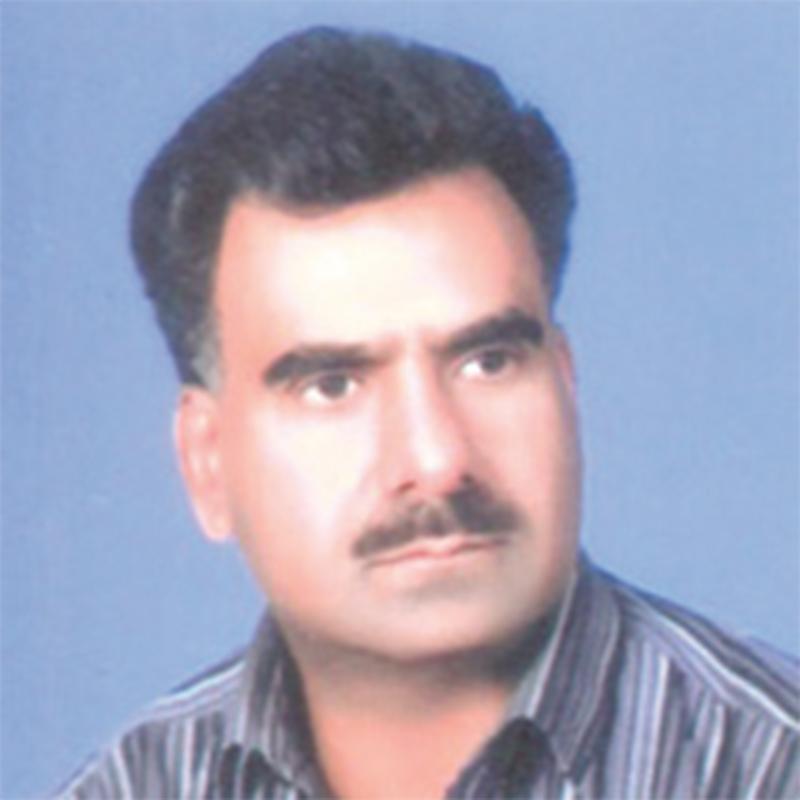 Ghazanfar Hashmi
