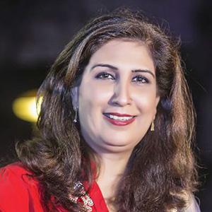 Syeda Shehla Raza