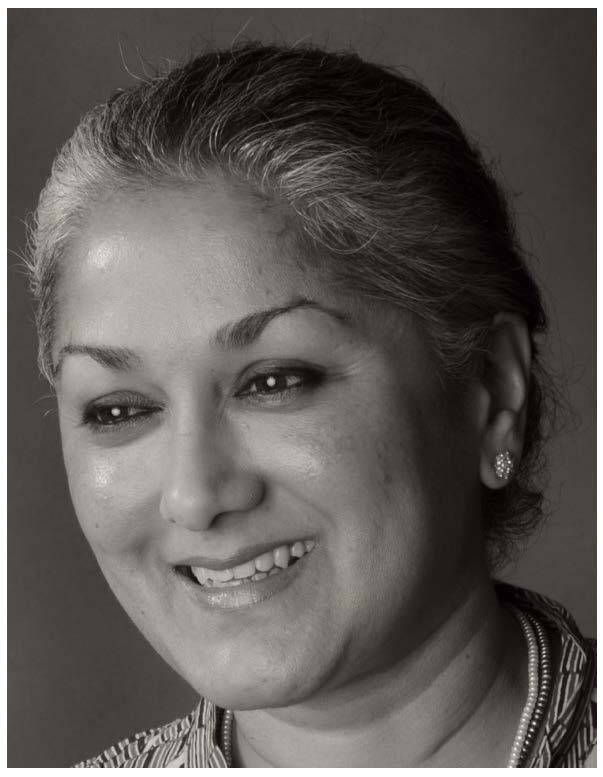 Indira Chandrasekhar