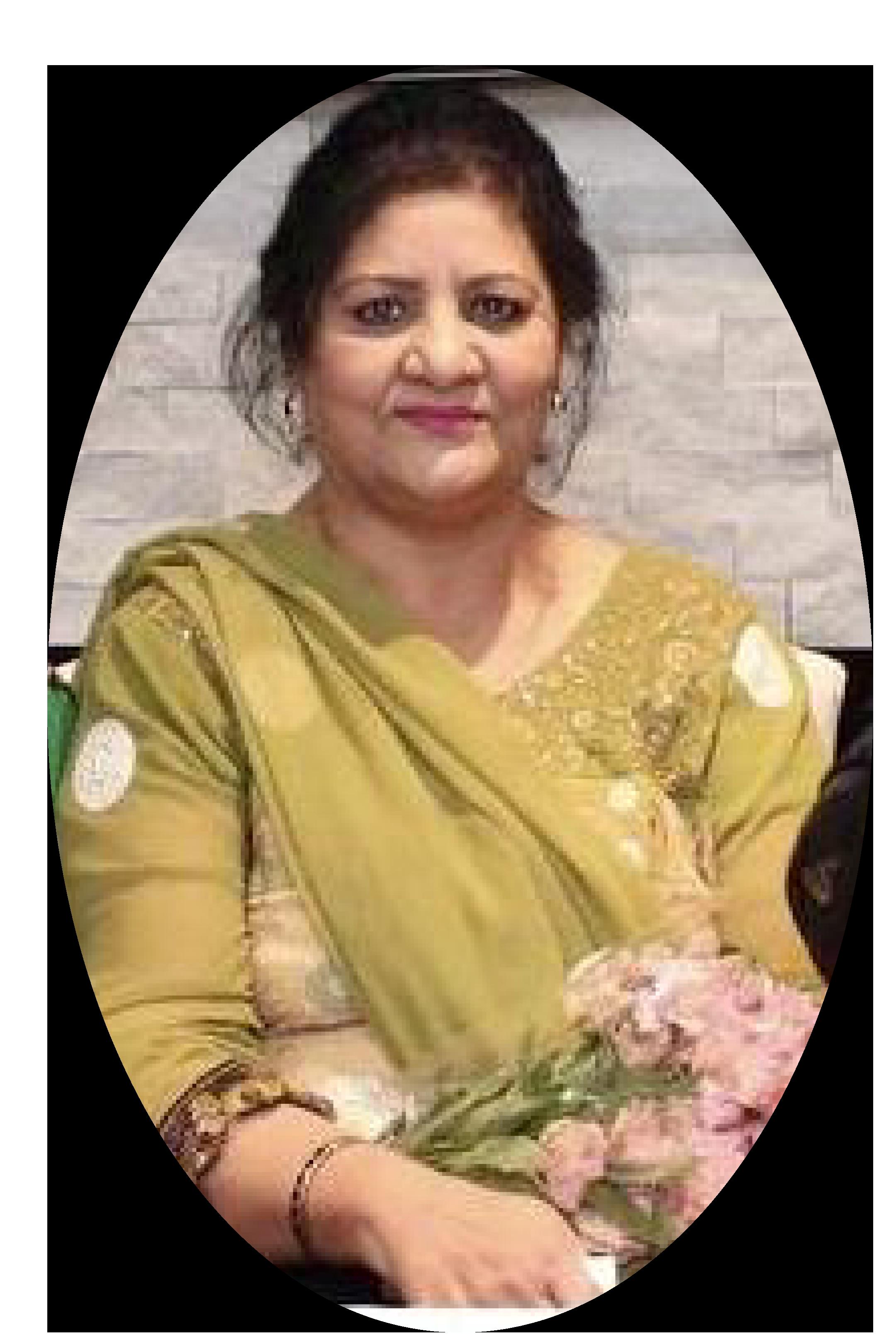 Shahida Hasan