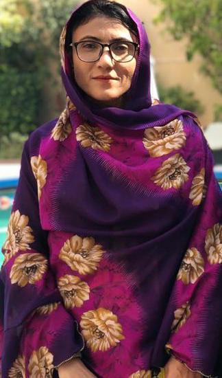 Zahida Raeesi